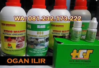 Jual SOC HCS, KINGMASTER, BIOPOWER Siap Kirim Ogan Ilir Indralaya