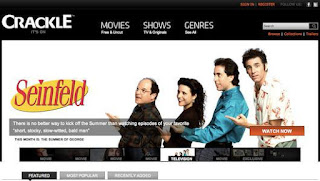 Crackle - 6 Sites to stream and Watch Movies without Getting into Trouble