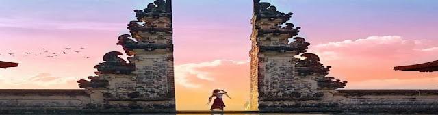 Candi Bentar Pura Luhur Lempuyang Disebut Sebagai Gerbang Pintu ke Sura