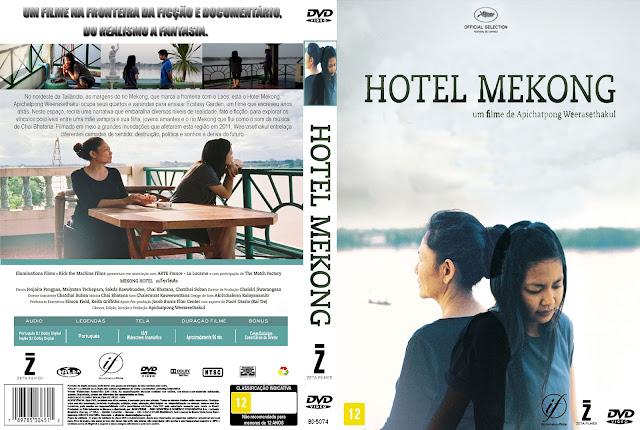 Capa DVD Hotel Mekong