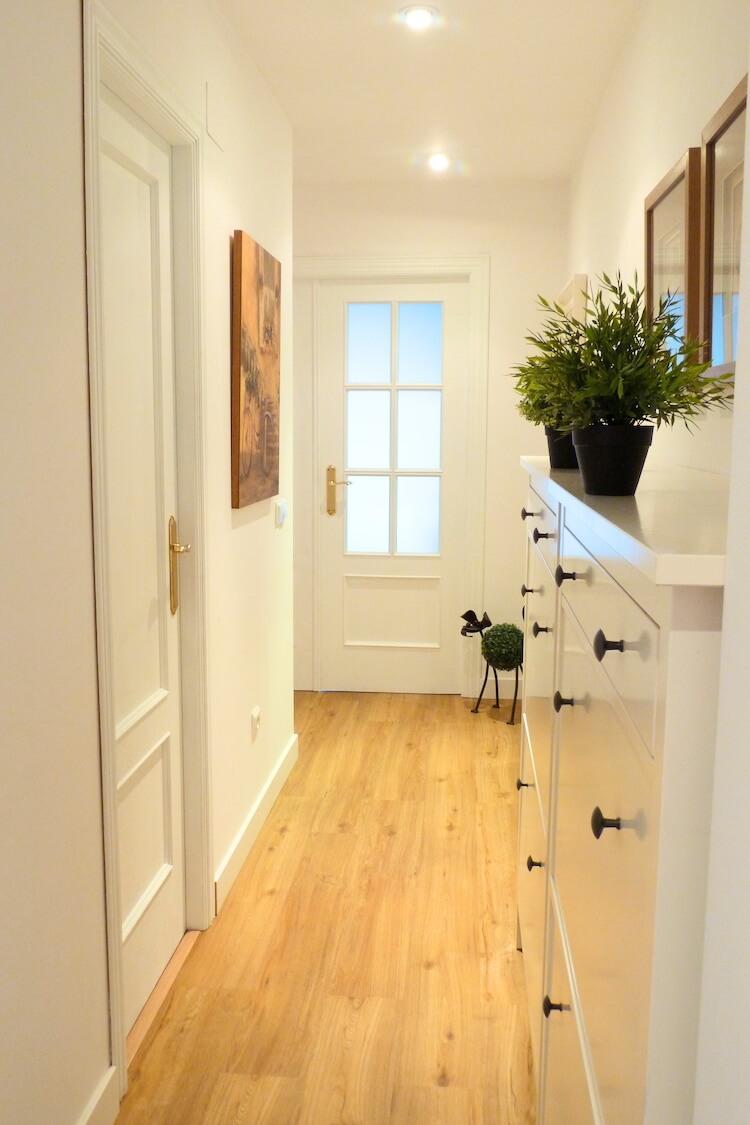 Una pizca de hogar pintar las puertas de tu hogar con for Puertas para dormitorios