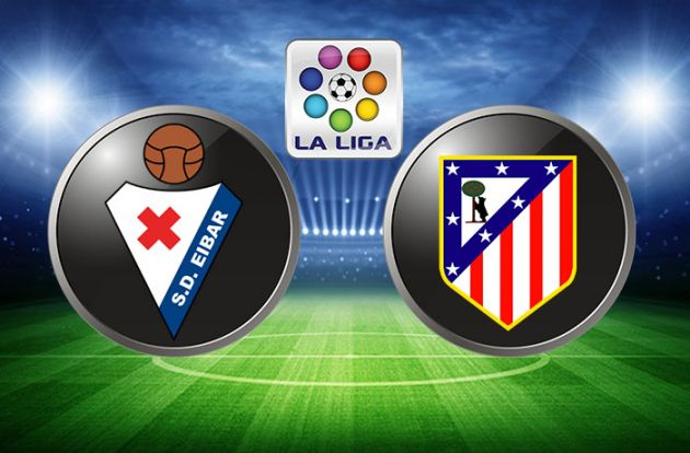 Eibar vs Atletico Madrid Full Match & Highlights 13 January 2018