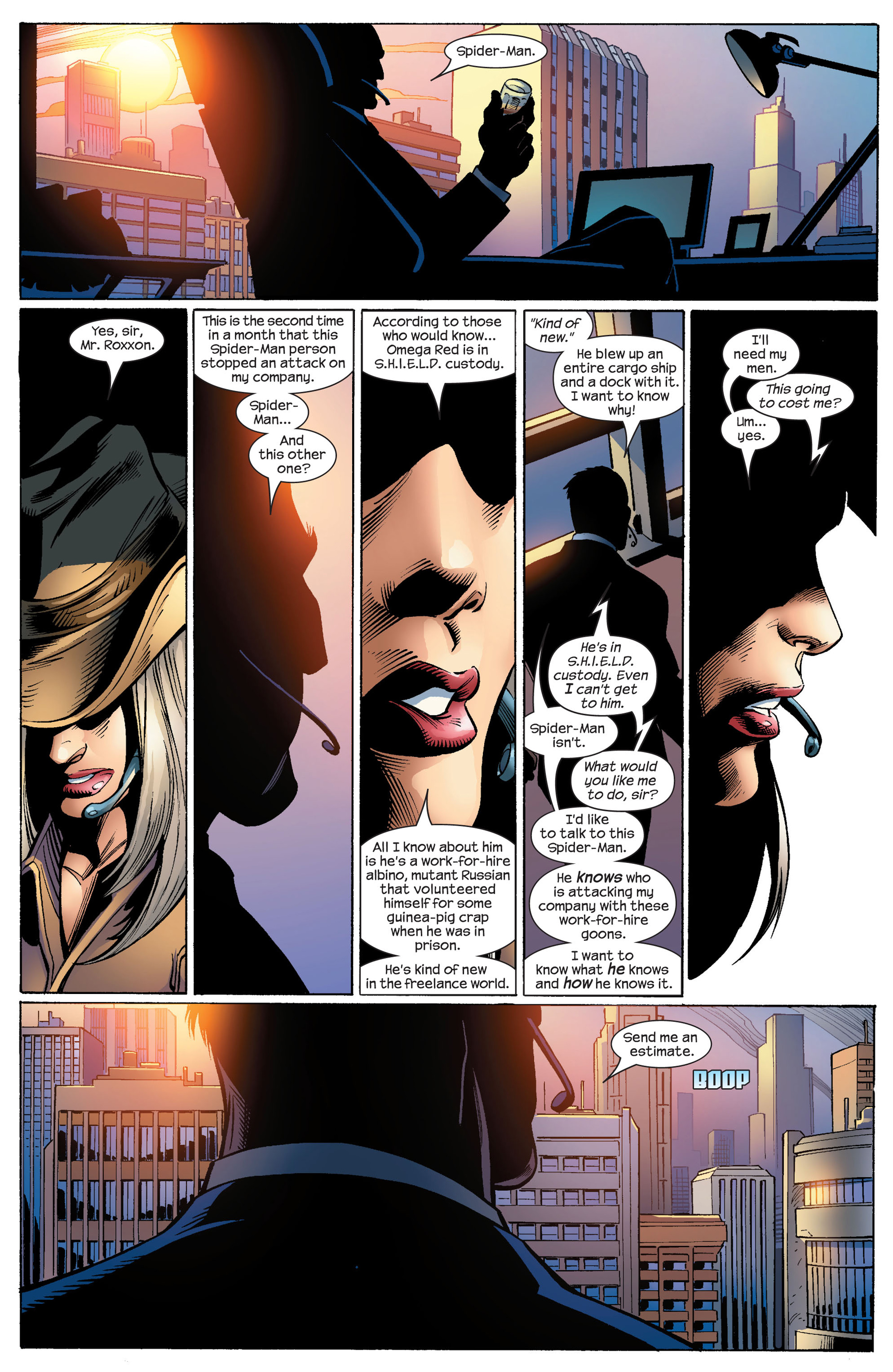 Read online Ultimate Spider-Man (2000) comic -  Issue #86 - 13