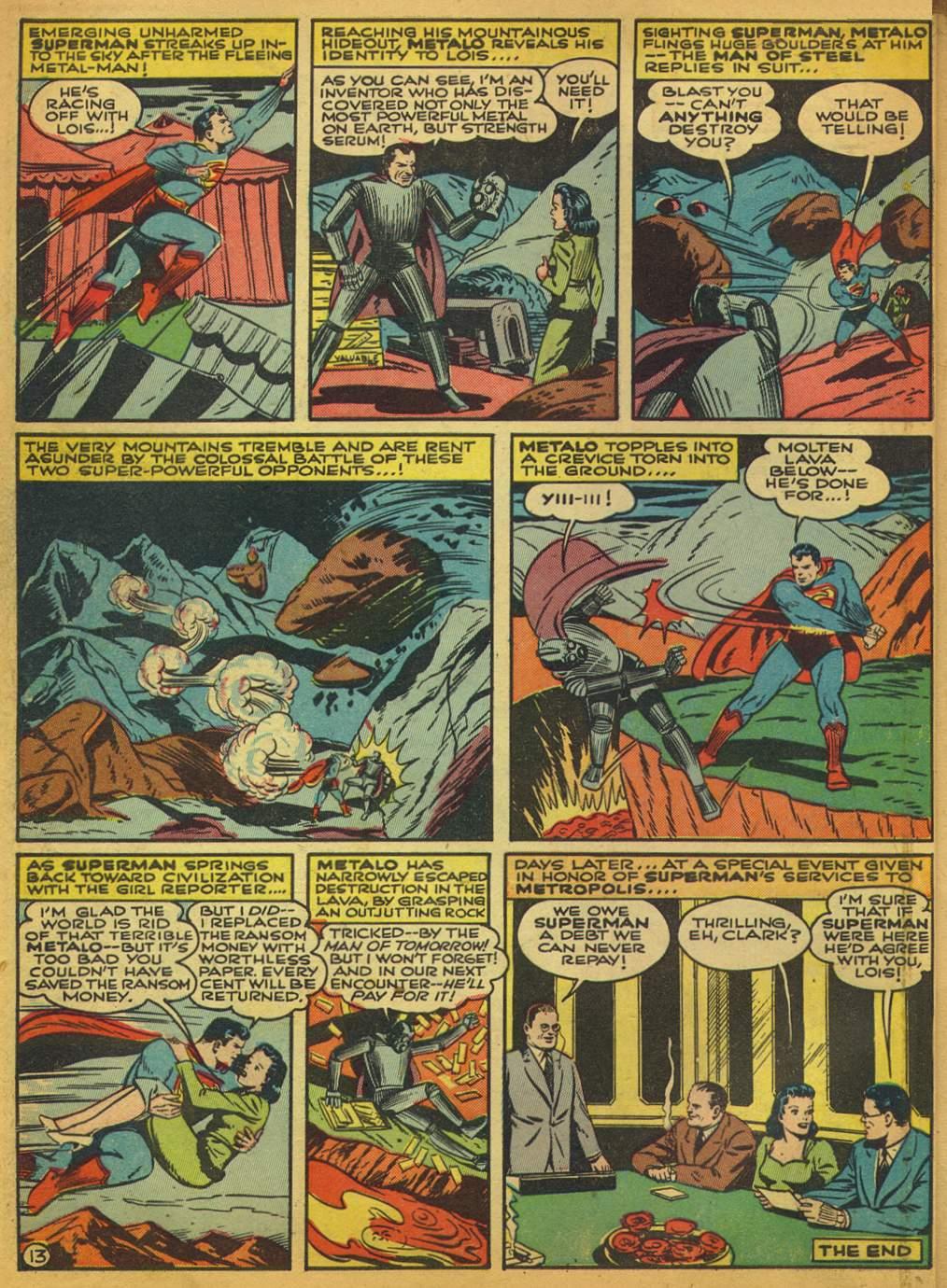 Read online World's Finest Comics comic -  Issue #6 - 16