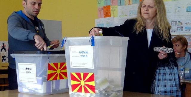"""Η """"Βόρεια Μακεδονία"""" ψηφίζει νέο πρόεδρο"""
