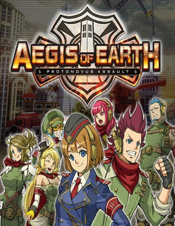 Aegis of Earth: Protonovus Assault PC Full