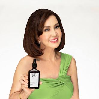 World-Class Natural Remedy for Filipina Beauty & Wellness Expert's Crowning Glory