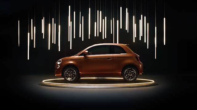 Fiat Goes 'All In' with Three Stunning Italian Fashion Collaborations and a Fully Electric 500
