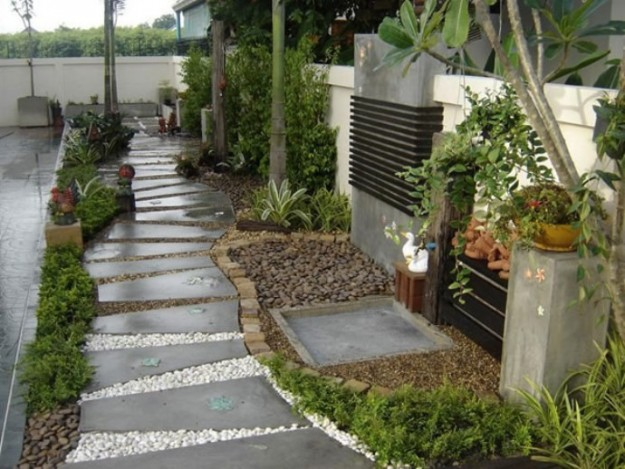 You have a beautiful garden outside your house and you think of decorating it? Well if that is the case then you can go about it in several ways. & 25 Stunning Design Ideas For A Charming Garden Path - Decor Plus