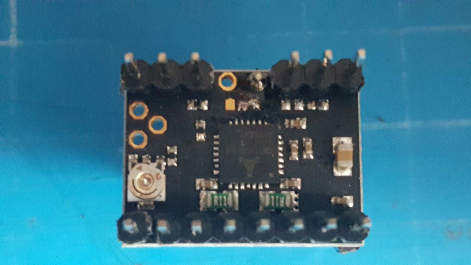 3D Druckerei: TMC2208 Steppertreiber in Marlin integrieren