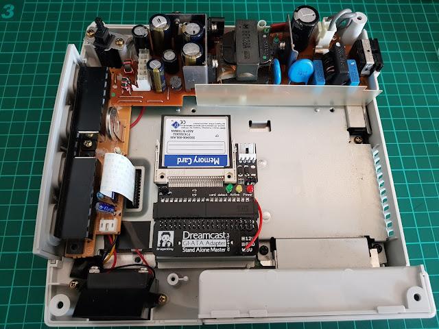 G1-ATA no Dreamcast