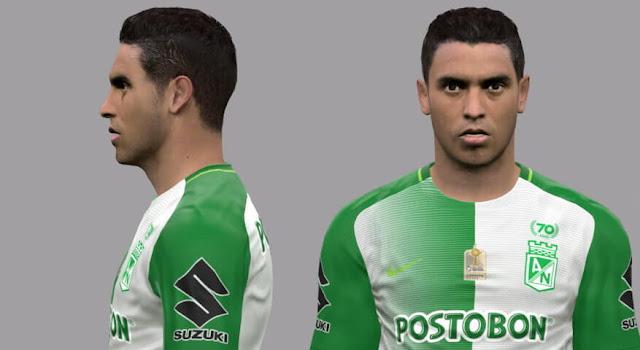 Daniel Bocanegra Face PES 2017