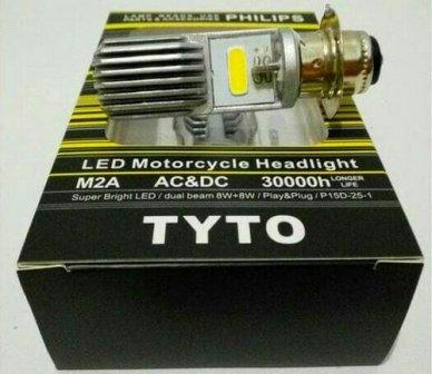 lampu motor paling terang dan fokus