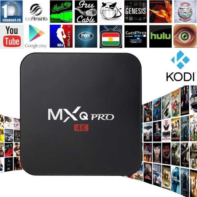 Zenoplige MXQ Pro 4K Android TV Box Amlogic S905 Kodi Review
