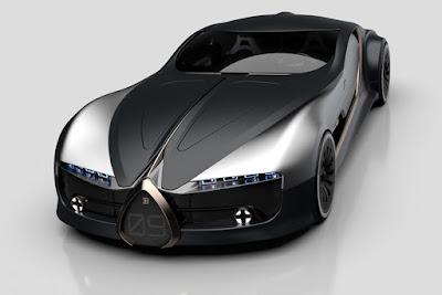 Gambar mobil Bugatti