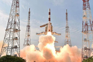 ISRO's New Feat - 20 Satellites launched at once!