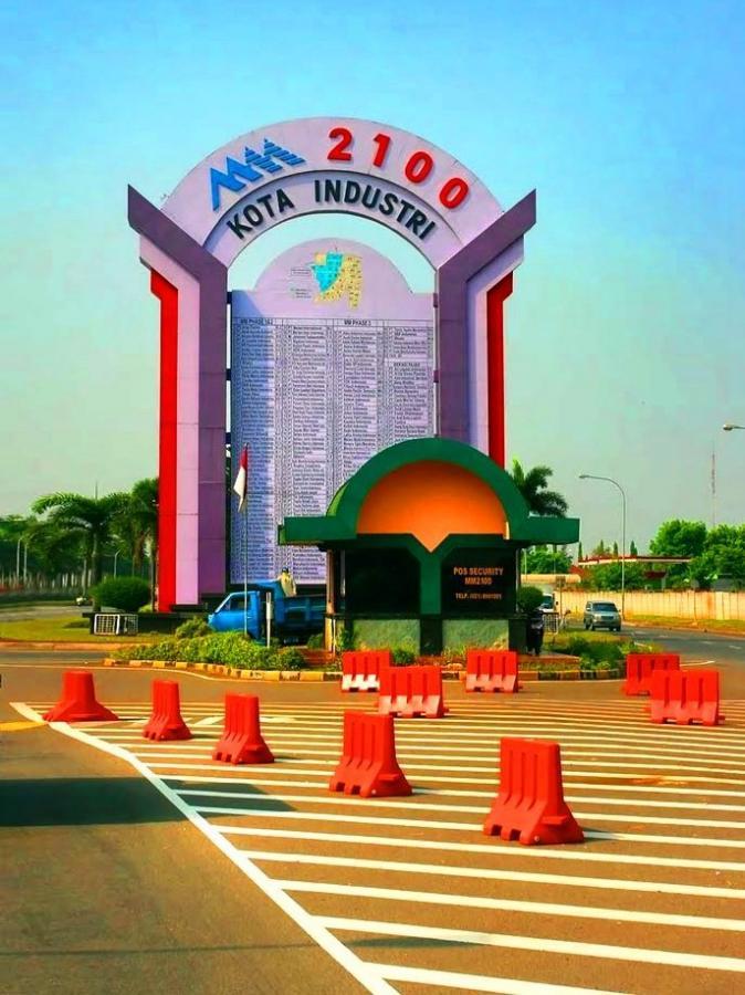 Daftar Perusahaan Kawasan Indrustri Mm2100 Bekasi Jawa Barat