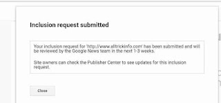 Google news me blog submit kaise kare 4