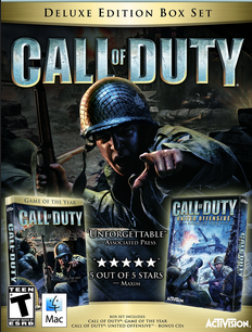 Call of Duty Deluxe Edition PC Full Español [Mega] [Google Drive]