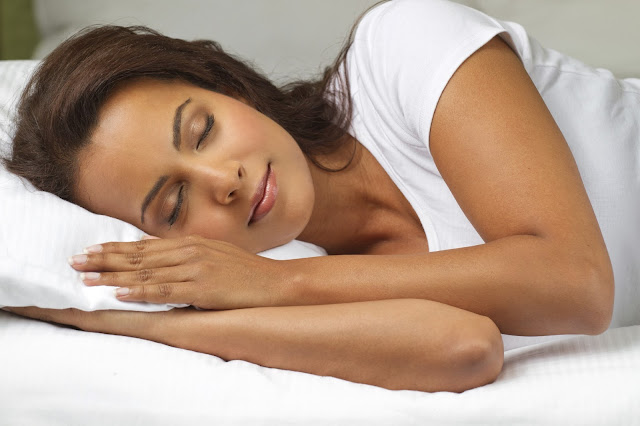 sleep well for good health - for the first timer