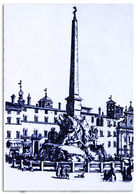 Fontana dei Fiumi - Piazza Navona