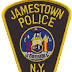 Jamestown PD dog stabbed by suspect will marshall Christmas parade