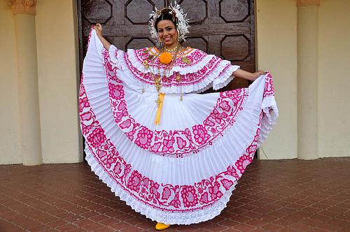 0ffef0ce83 folklore de panama  Folklore y sus vestidos típicos