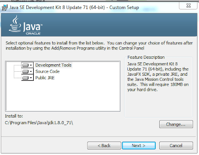 Cara Install dan Setting Path Java Development Kit (JDK) di Windows