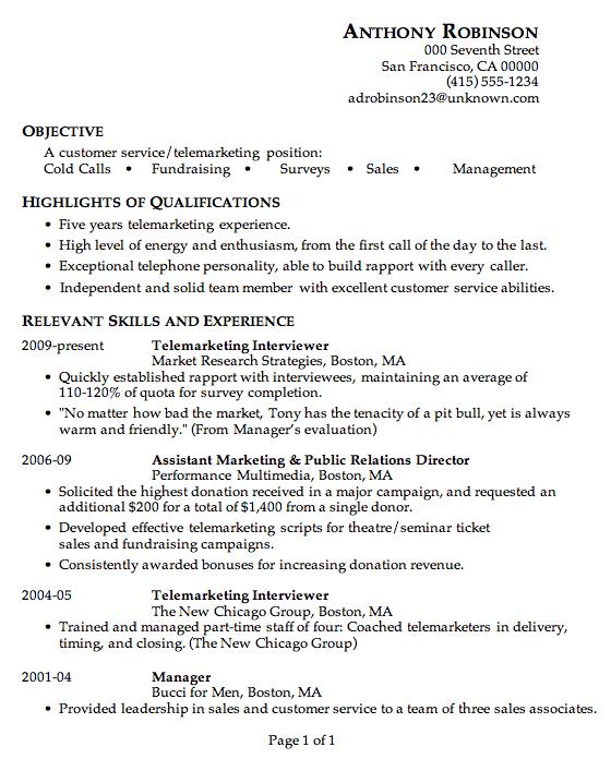 Best online resume writing service jobs