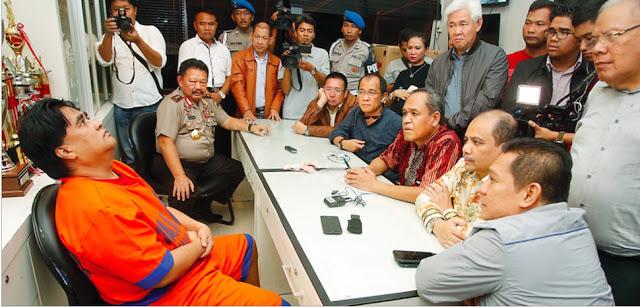 Dimas Kanjeng Ngaku Pernah Diundang ke Istana Karena Sudah Gandakan Uang Rp 1,7 Triliun