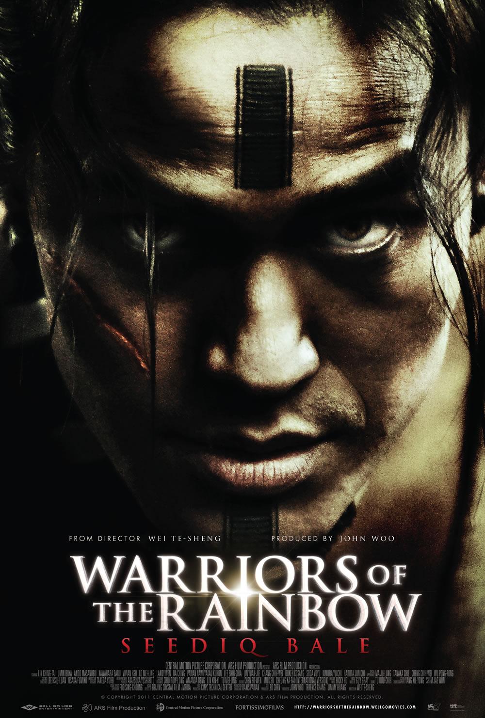 wojownicy tęczy seediq bale film recenzja kino tajwańskie