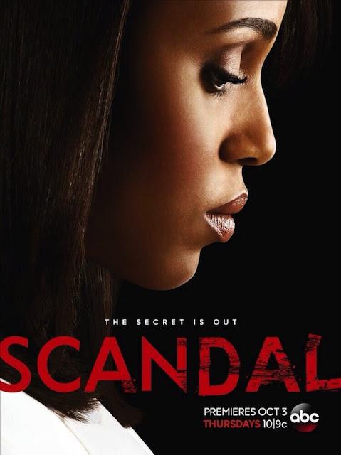 scandal saison 6