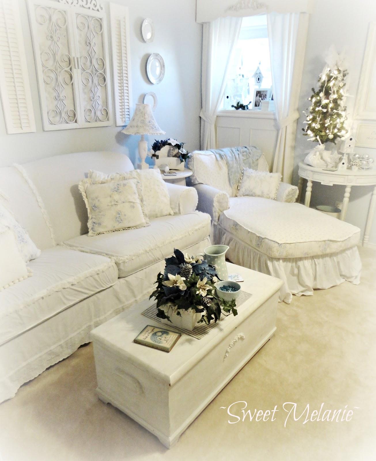 Olivia's Romantic Home: Sweet Melanie's Holiday Home Tour