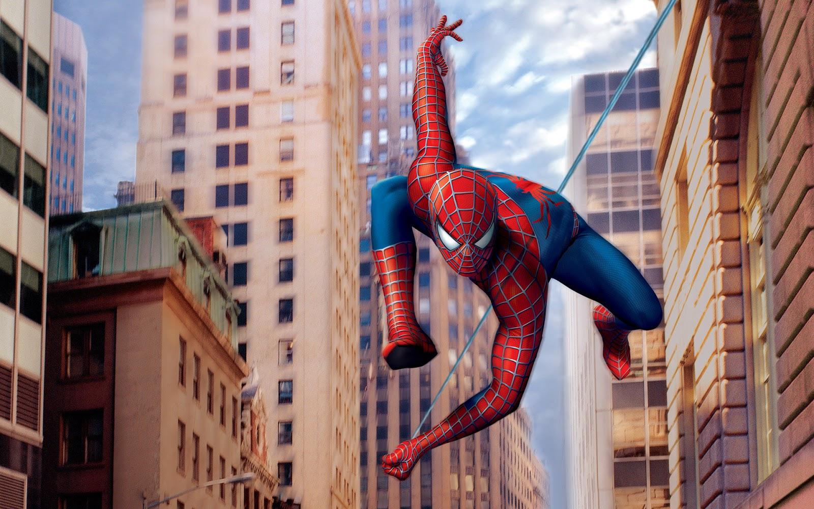 50++ Gambar Spiderman ...