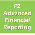 F2 - Advanced Financial Reporting Resources