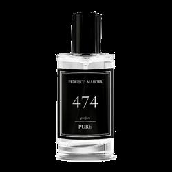 Męskie Perfumy Tanie a Dobre FM 474
