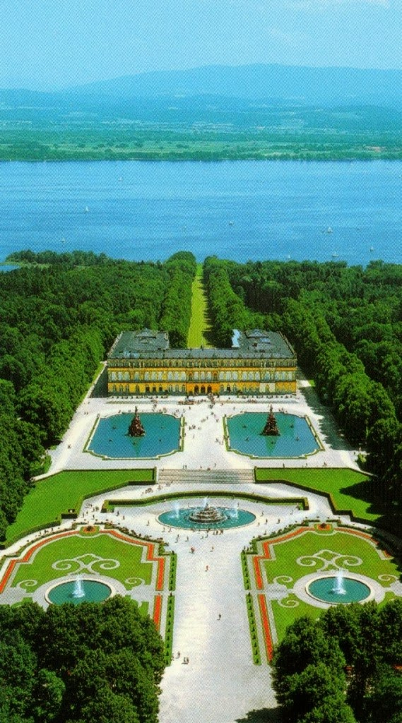 Palácio de Herrenchiemsee