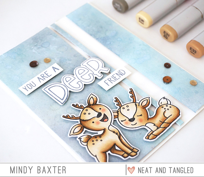 Coloring with Copic Markers for Beginners with Mindy Baxter - Neat ...