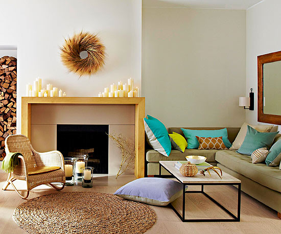 Modern Furniture: 2013 Modern Living Room Decorating Ideas ...