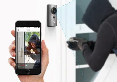 Devices To Turn Your Home Into A Smart Home - Zmodo Smart WiFi Video Doorbell