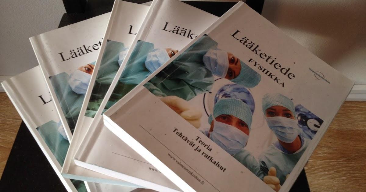 valmennuskurssi lääketiede kokemuksia