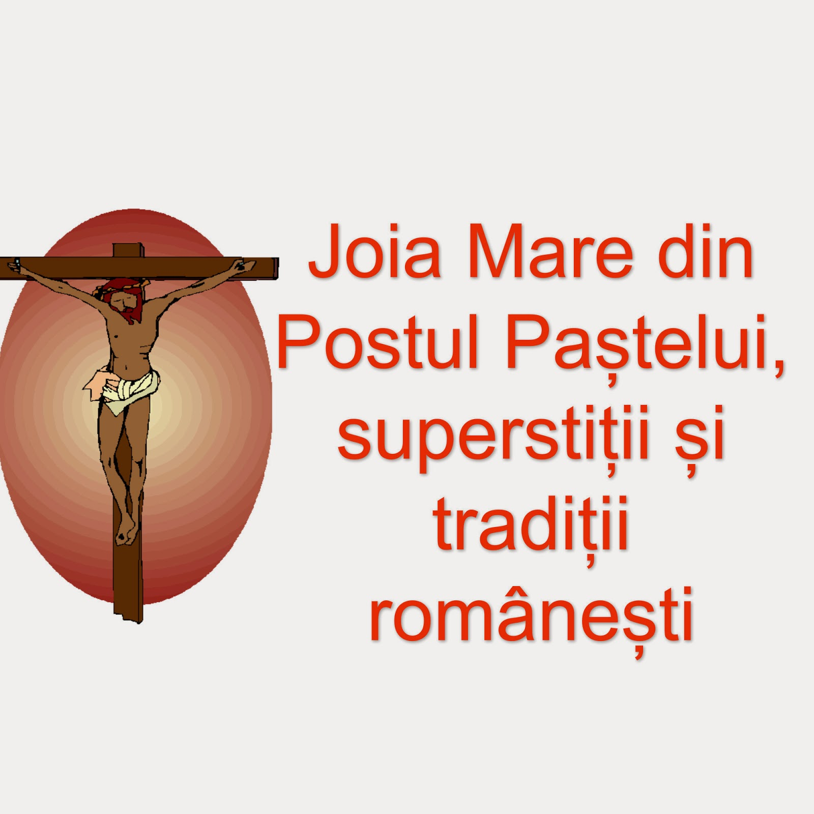 Joia Mare superstitii