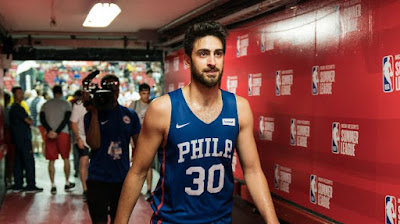 Furkan Korkmaz - NBA Summer League