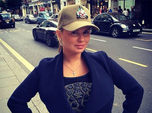 Anna-Semenovich-new-latest-photo