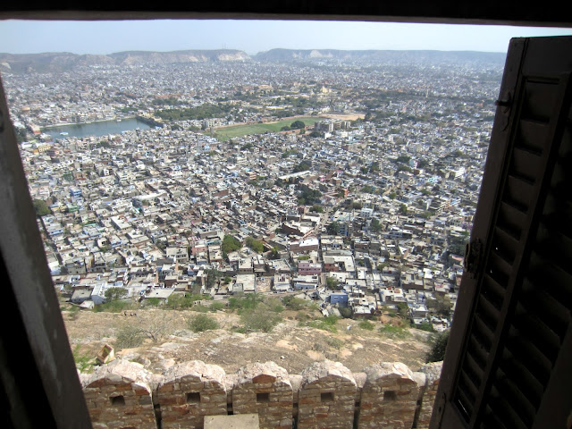 Jaipur, Heritage, Rajasthan, India, Travelogue, Nahargarh Fort,