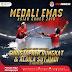DASYAT!!! Emas Ke -10 Indonesia ASIAN GAMES 2018 dari Tenis Ganda Campuran