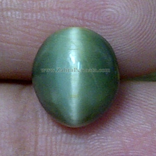 Batu Permata Cat Eye Quartz - ZP 845