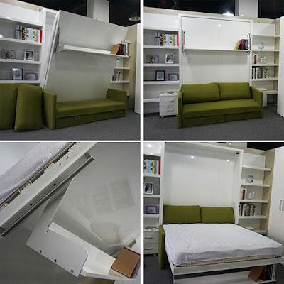 Giường gấp đa năng giá rẻ tphcm