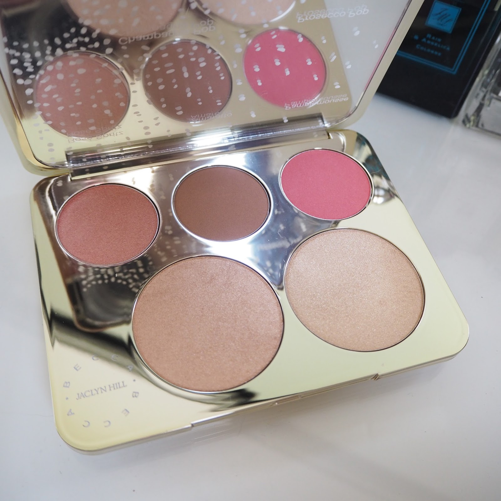 Becca Champagne Glow palette giveaway