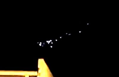 UFOs Over Chile  5-9-13